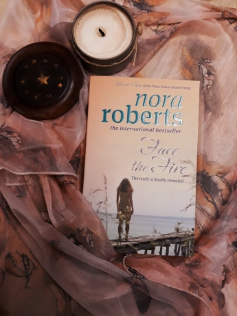 Nora Roberts Face the Fire